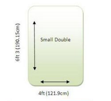 Small Double - 4ft