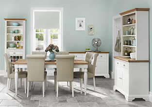 Hampstead Two Tone Dining