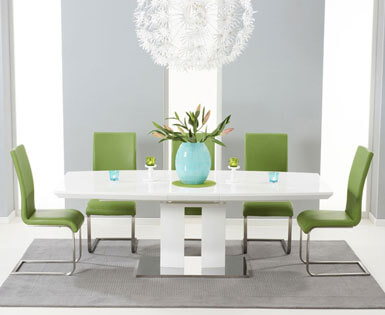 High Gloss Dining Sets