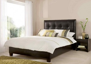 Kaydian Leather Beds