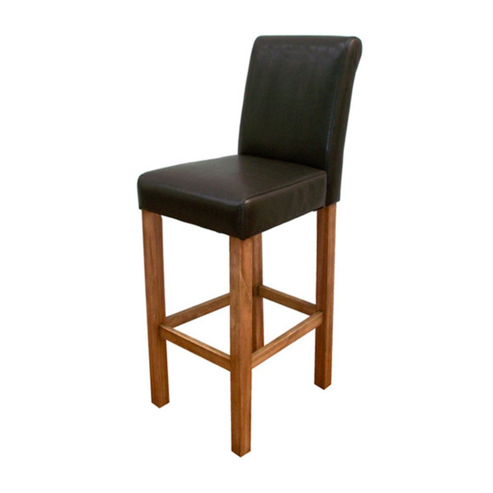 carlton ivory faux leather bar stool search furniture store