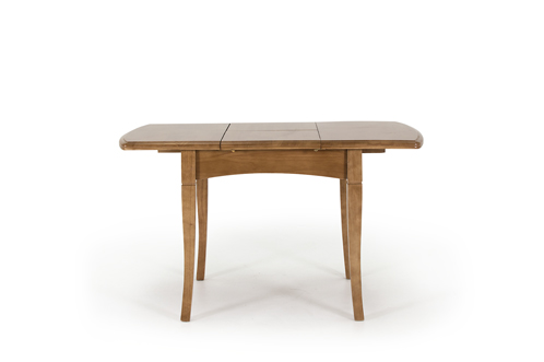 Seville Small Maple Extending Wooden Dining Table