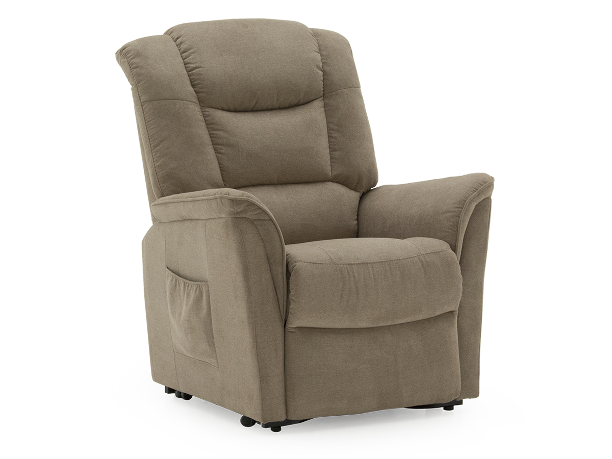 Ambler Beige Electric Recliner Fabric Armchair  sc 1 st  Recliner Furniture & Recliner Furniture: Reclining Chairs Recliner Furniture Stores ... islam-shia.org