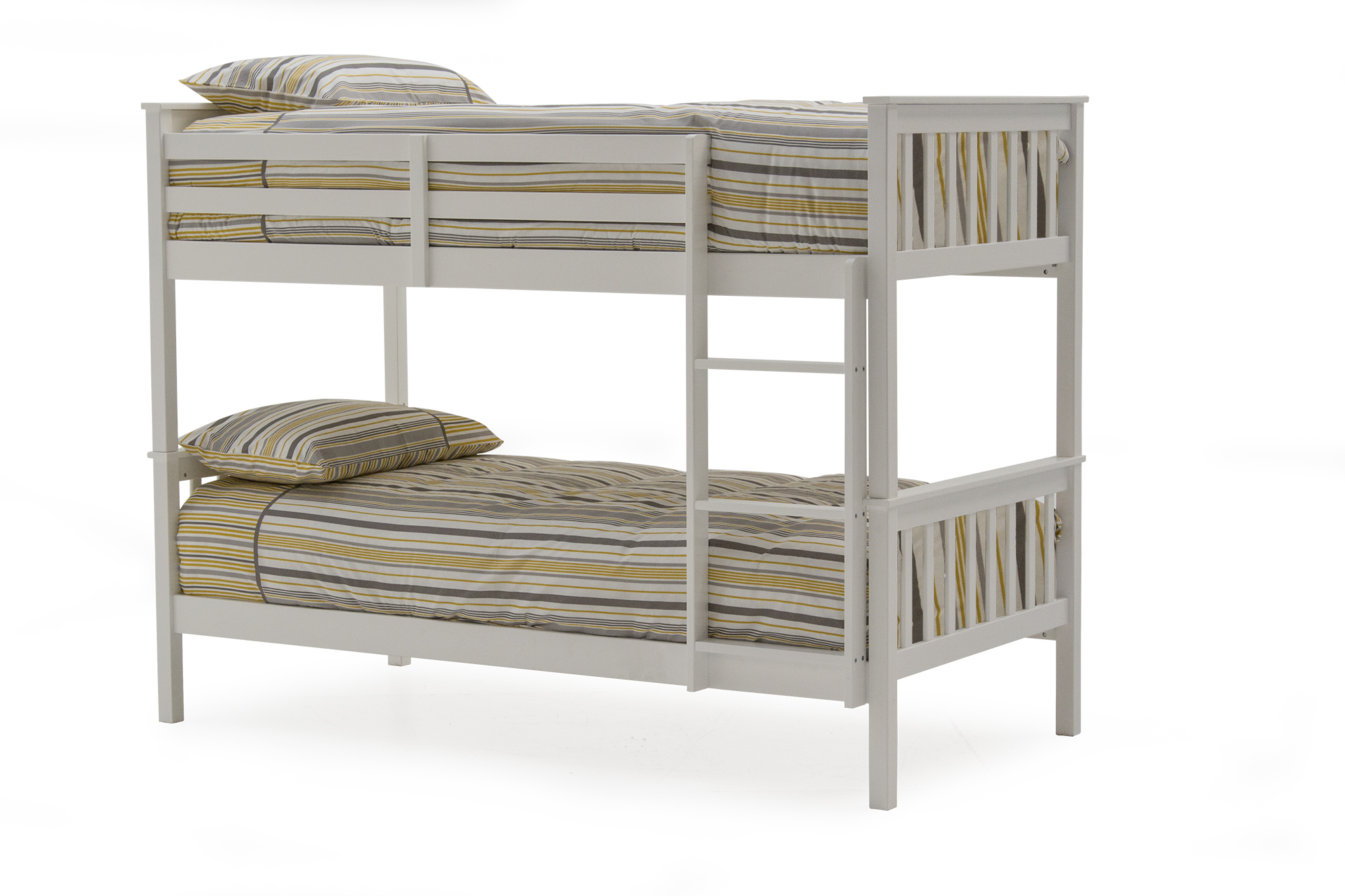 Salix Blue 3ft And 4ft6 Wooden Bunk Bed