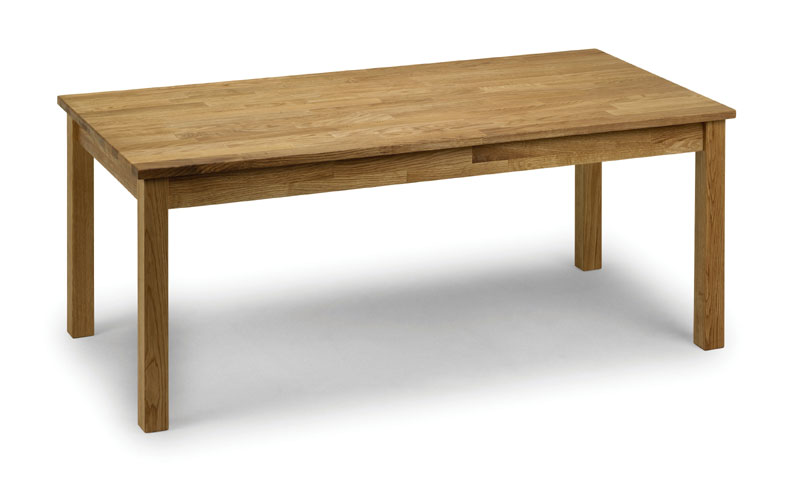 Photo of Julian bowen coxmoor oak coffee table