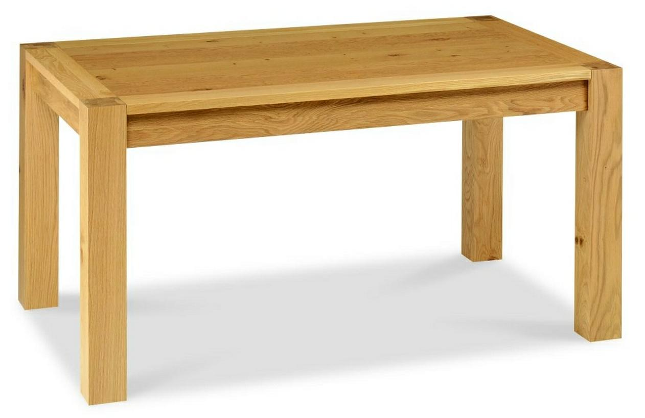 Bentley Designs Lyon Oak 150cm Dining Table