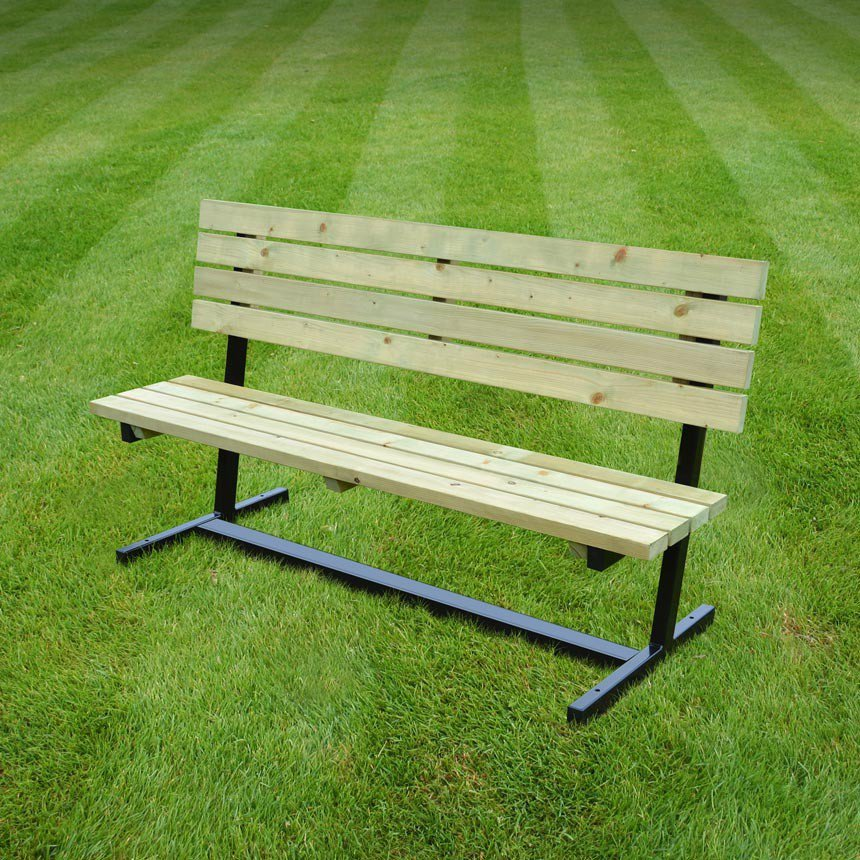 Click to view product details and reviews for Rutland Thistleton 6ft Light Green Steel Garden Seat.