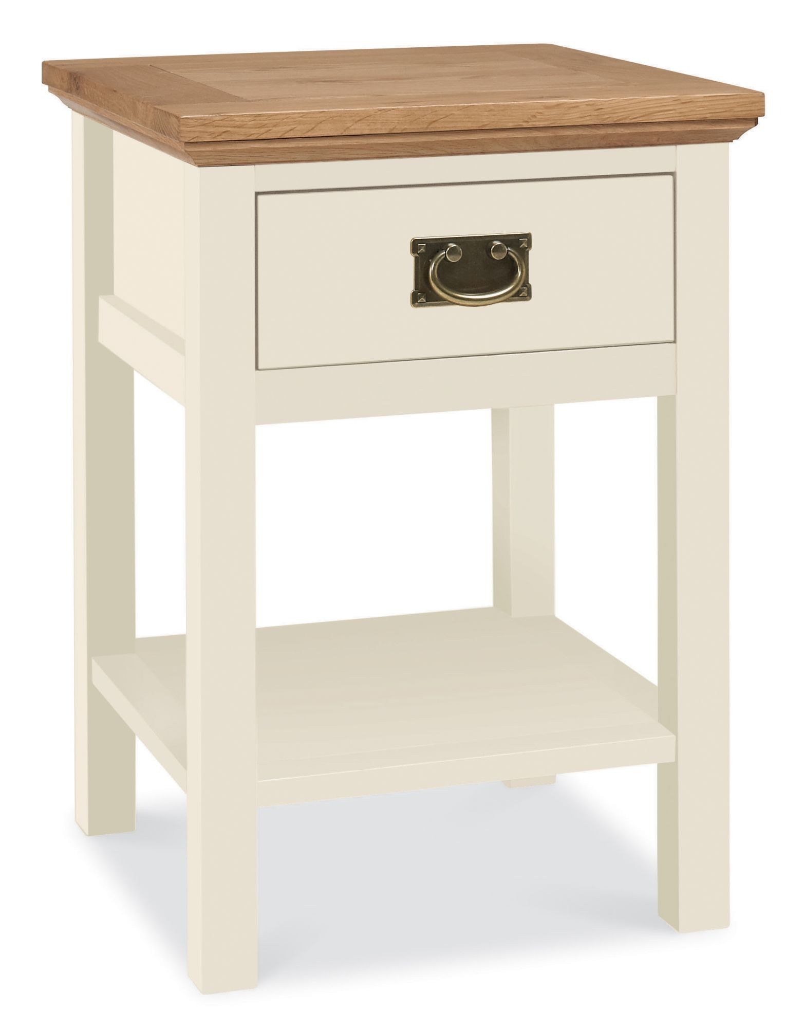Photo of Bentley designs provence two tone lamp table