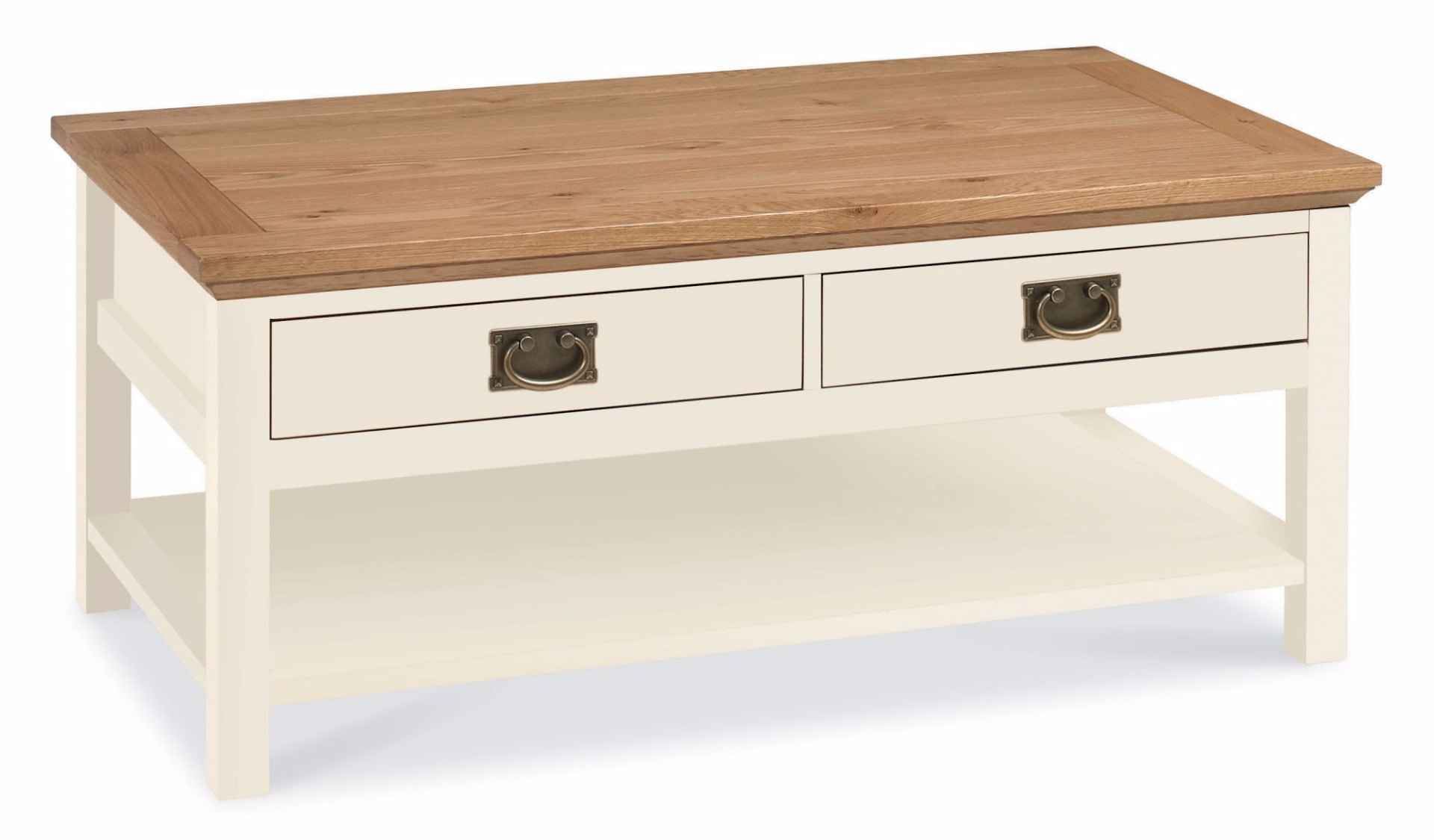 Photo of Bentley designs provence two tone coffee table