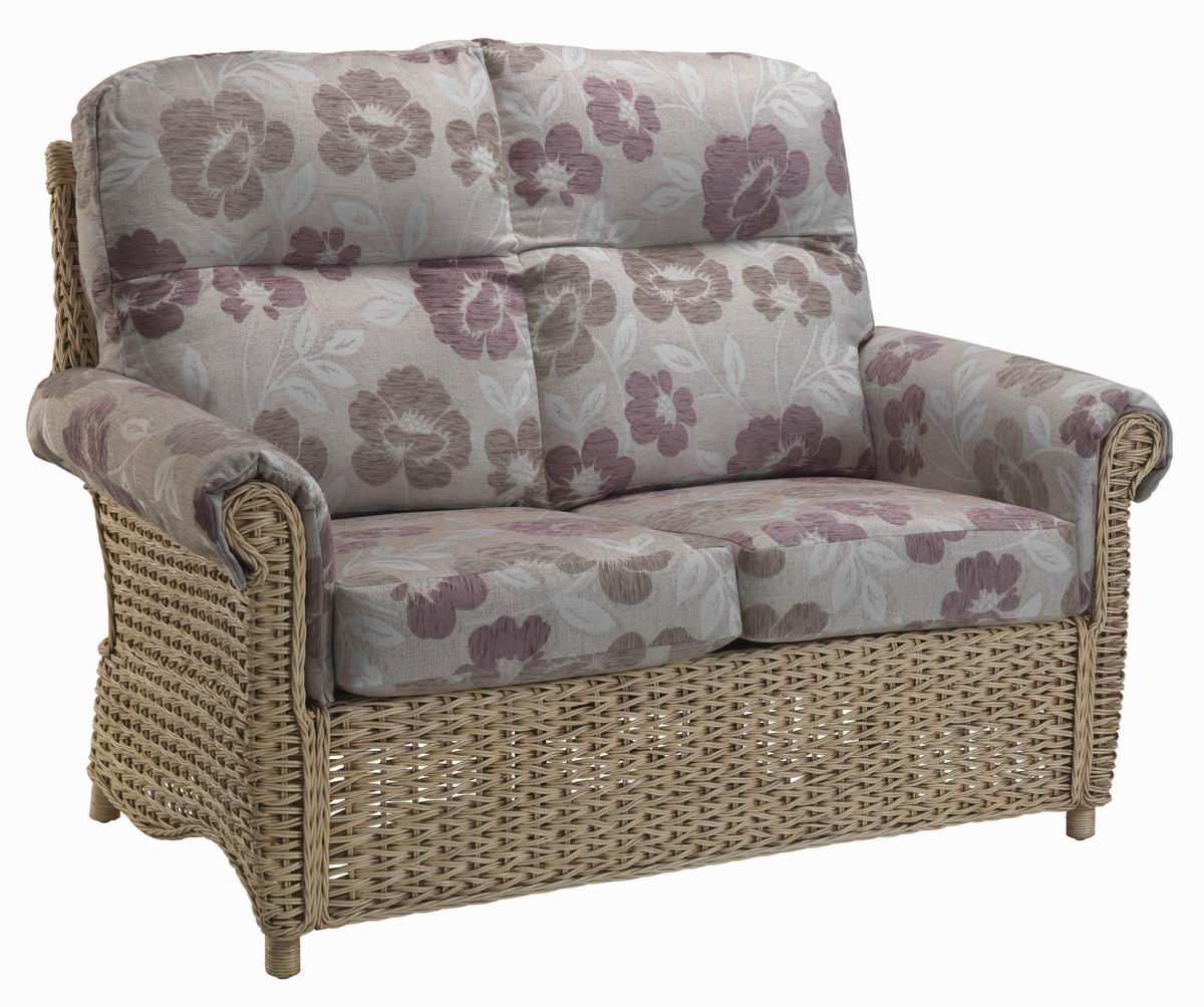 Photo of Desser harlow 2 seater conservatory sofa