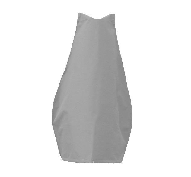 Bosmere Large Chimenea Cover Grey