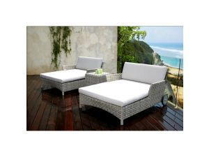 Skyline Cielo Rattan Day Bed