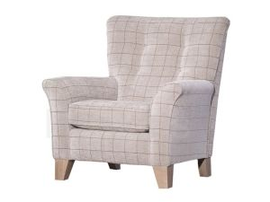 Alstons Avignon Accent Fabric Chair