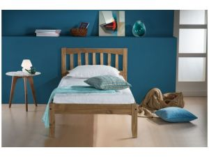 Birlea Porto 3ft Single Pine Bed