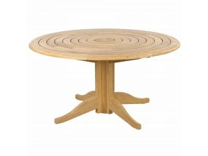 Alexander Rose Roble Bengal 1.45m Pedestal Table