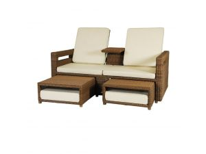 Alexander Rose Lover Recliner With Cushion
