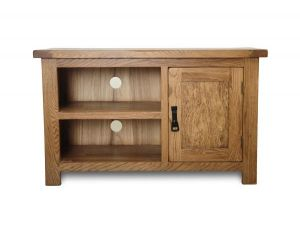 Shankar Oakly Rustic Oak 1 Door TV Unit