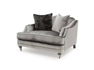 Belvedere Fabric Snuggler With 2 Scatter Cushions