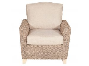 Habasco Samui Chair in Pearl Wash
