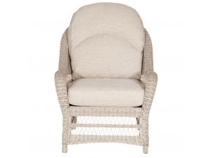 Habasco Provence Chair in Pearl Wash