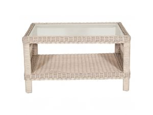 Habasco Provence Coffee Table in Pearl Wash