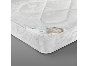 Julian Bowen Deluxe 2ft6 Small Single Semi Orthopaedic Mattress
