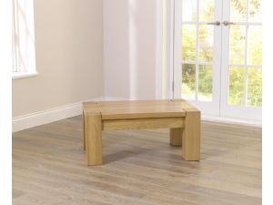 Tampa Solid Oak Coffee Table
