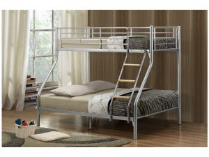 Birlea Nexus Triple Sleeper Metal Bunk Bed