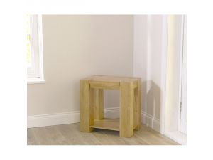 Tampa Solid Oak Side Table