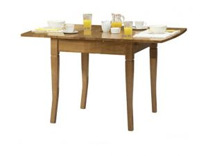 Julian Bowen Newbury Extending Maple Dining Table