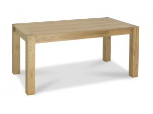 Bentley Designs Turin Light Oak Small End Extension Table