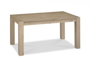 Bentley Designs Turin Aged Oak 6 Seater Table
