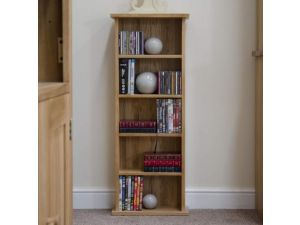 Wooden Oak CD Tower