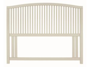Bentley Designs Ashby Cotton 4ft6 Double Slatted Headboard