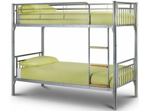 Julian Bowen Atlas Metal Bunk Bed