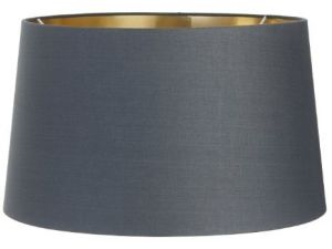 RV Astley Gold Lining Charcoal Shade 48cm