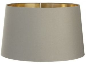 RV Astley Soft Brown Shade With Gold Lining 48cm