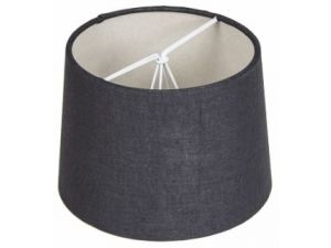 RV Astley Charcoal Grey Shade 15cm