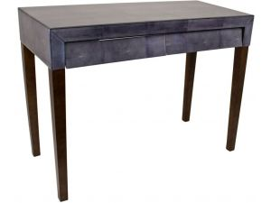 RV Astley 1950's Dark Grey Shargreen Console Table