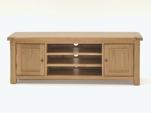 Breeze Oak 120cm Tv Unit