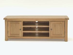 Breeze Oak 160cm Tv Unit