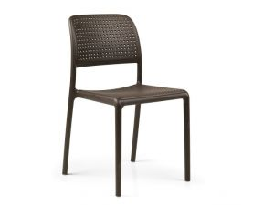 Europa Bistrot Chair In Coffee (Pack of 2)