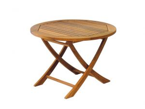 Alexander Rose Cornis Round 0.6m Occasional Table