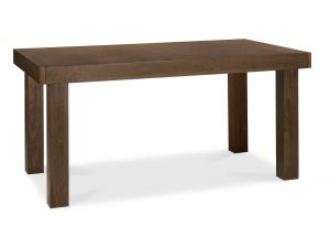 Bentley Designs Akita Walnut 6-8 End Extending Dining Table