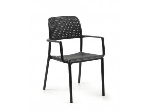 Europa Bora Chair In Anthracite