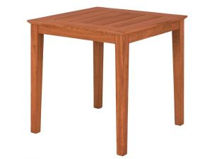 Alexander Rose Cornis 0.8m Square Table