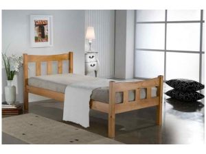 Birlea Miami 3ft Single Pine Bed