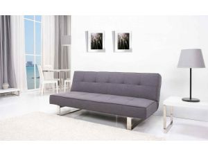 Coco Dark Willow Grey Fabric Sofa Bed