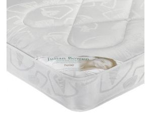 Julian Bowen Premier 3ft Single Sprung Mattress
