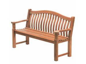 Alexander Rose Mahogany Turnberry Bench 5Ft (FSC Mixed)